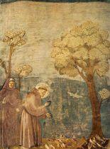 San Francisco de Asís, por Giotto di Bondone